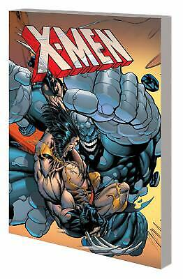 X-Men Vol 03 Road To Onslaught