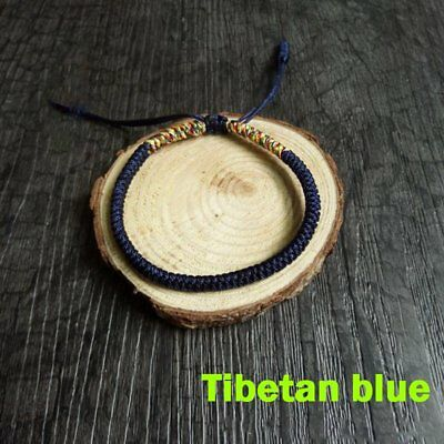 Lucky Adjustable Bracelets Men Women Handmade Ethnic Braided Bracelet Jewelry