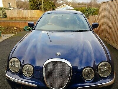Jaguar 3.0 S-Type Auto X Reg Year 2000
