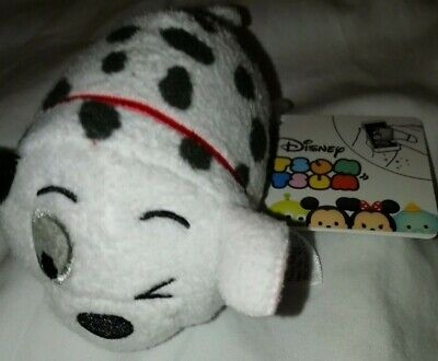 Tsum Tsum 101 Dalmatians  - Lucky  - Plush Disney Store new with tags 3.5inchs