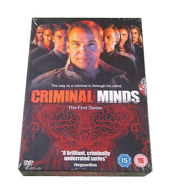 Criminal Minds - Season 1 Complete [DVD], New, DVD, FREE & Fast Delivery