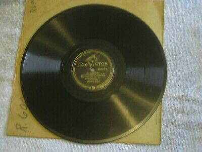Paul Robeson Ol' Man River Ah Still Suits Me Rca Victor 78 Rpm Record 25376 Vg