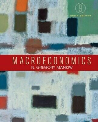 Macroeconomics 9th Edition, Ninth Edition by Mankiw, N. Gregory [Kindle](30s) 📥