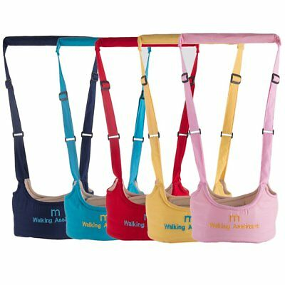 Baby Toddler Walking Belt Safety Harness Strap Walk Assistant Baby Walk ZD