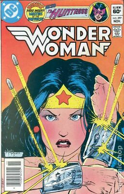 Wonder Woman (1st Series DC) #297 1982 FN Stock Image