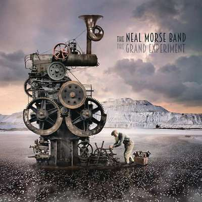 Neal Morse Band, The - The Grand Experiment NEW CD