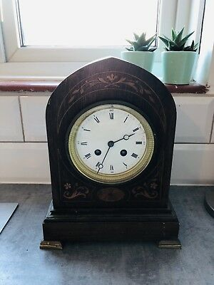 Louis Bename Antique Mantle Clock