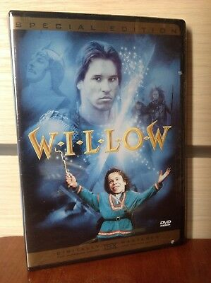WILLOW Val Kilmer (Special Edition) NTSC / R 1/NOT AN IMPORT/ Rare/OOP w/Insert!