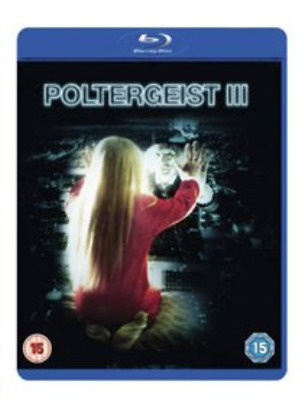 Tom Skerritt, Nancy Allen-Poltergeist 3 (UK IMPORT) Blu-ray NEW