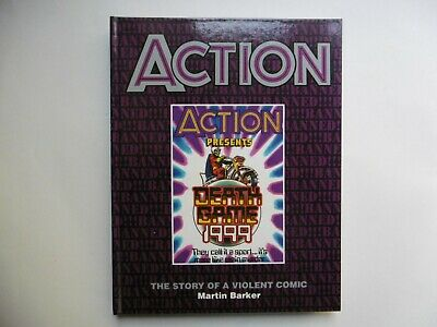 ''Action, The Story Of A Violent Comic' by Martin Barker.