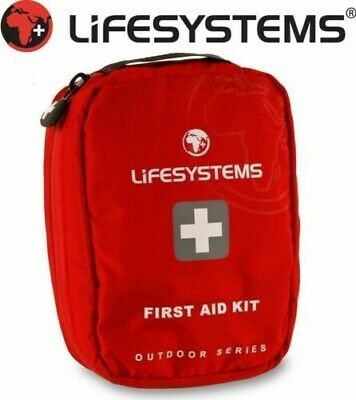 Lifesystems Pronto Soccorso Kit /Tascabile/Blister/ Neve / Mountain/