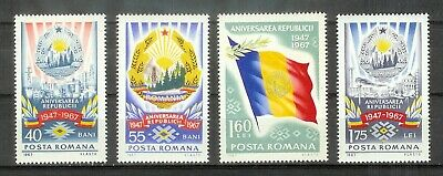 Romania Mint Stamps Sc#1989-1992 MNH