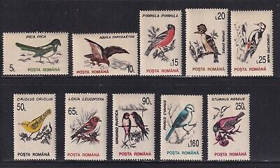 Romania Mint Stamps Sc#3812-3821 MNH