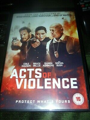 Acts Of Violence - Bruce Willis  DVD