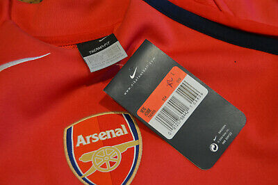 Arsenal Invincibles Player Issue Nike Code 7 Thermo Fit Training Shirt XL BNWT