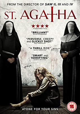 St Agatha (Uk Import) Dvd [Region 2] New