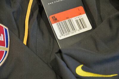 Arsenal Champions League 06 Player Issue Shorts For Nike Code 7 Training Shirt