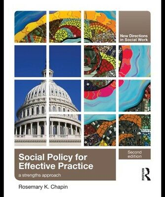 EB00K-Social Policy for Effective Practice: A Strengths Approach by Chapin-PDF
