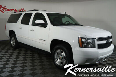 2011 Chevrolet Suburban LT 4WD SUV Leather Seats Side Steps Remote Start St Used 2011 Chevrolet Suburban 1500 LT 4WD SUV Leather Seats Keyless 31Dodge K9911