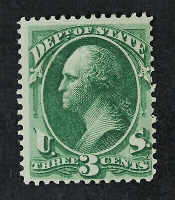CKStamps: US Official Stamps Collection Scott#O59 3c Mint H OG