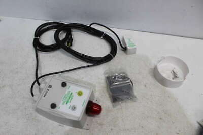 Zoeller Oil Smart Alarm H Sysytem w/ Lights & Dry Contacts 10-1526