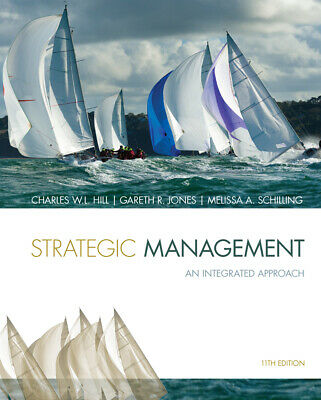 [PDF] Strategic Management Theory & Cases An Integrated Approach 11th Edition by