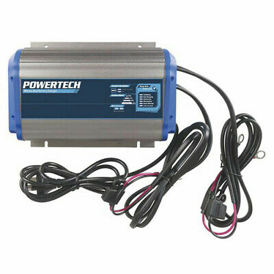 12/24V 12A Advanced Electronic and Fully Automatic Dual Marine Battery Charger