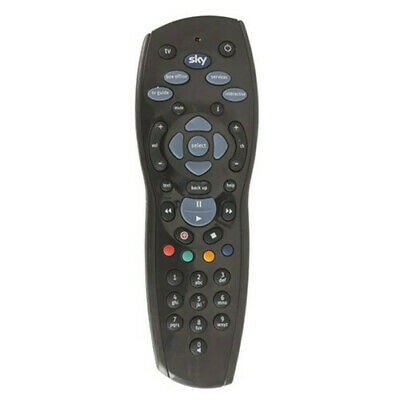 Replacement Remote Control for Recordable Digital Pay TV with Media Buttons
