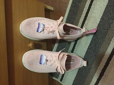 e1e35c53a2a3 Skechers 12830 Light Pink Air Cooled Memory Foam Slip On Fashion Sneakers