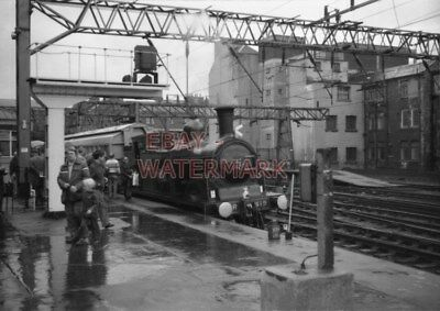 Photo  Caledonian Rly No.419 At Glasgow (Central) Station View 2