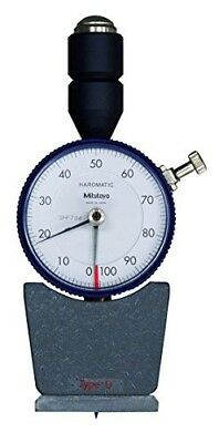 Mitutoyo 811-335-10 Hh-335 Dial Durometer Shore A Compact