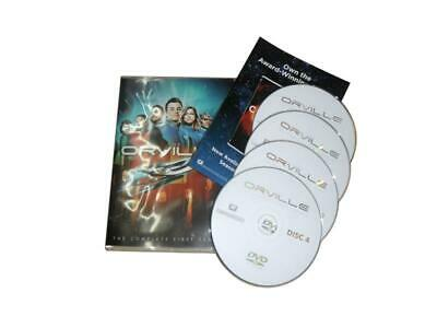 The Orville: The Complete First Season 1 (4-Disc DVD Set) New USA seller