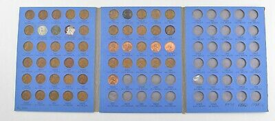 Complete 1941-58 Lincoln Wheat Cent Set - Includes 1943 Steel Cents! *015
