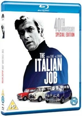 Nueva The Italian Job - 40th Edición Aniversario Blu-Ray