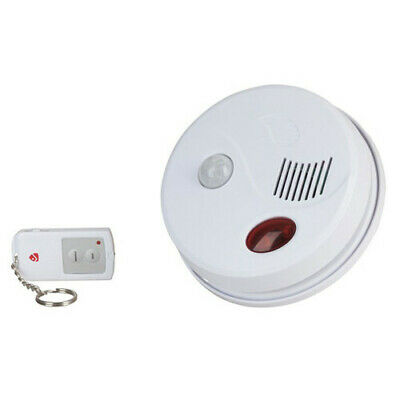 TechBrands Ceiling Mount Alarm w/ Remote Control BRAND NEW