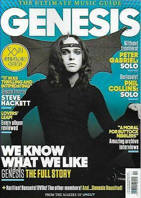 Genesis - The Uncut Ultimate Music Guide -  Deluxe 50Th Anniversary Edition..new