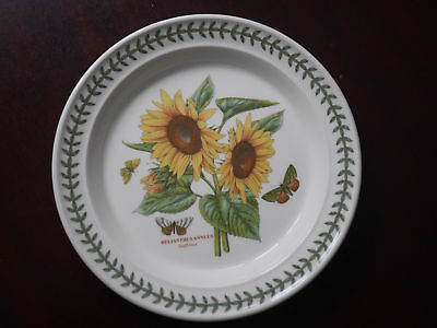 Portmeirion Botanic Garden Sunflower 26.5 cm Dinner Plate