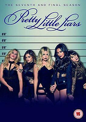 Pretty Little Liars S7 [DVD] [2017], DVD, New, FREE & Fast Delivery