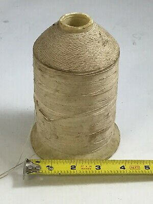 Large spool Of American Cotton Thread ~ Over 1 pound weight ~ #678 String Cord