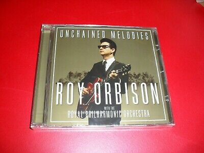 Roy Orbison With The Royal Philharmonic Orchestra - Unchained Melody New Sealed.
