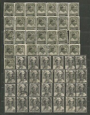 FEB 175 Belgium - Belgique Belgie lovely selection of MIXED USED stamps