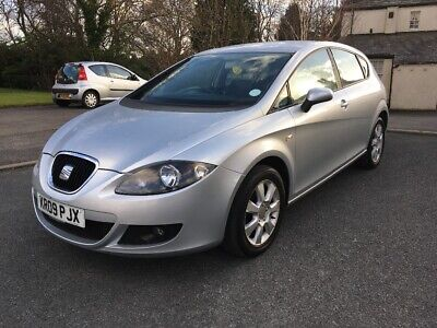 Seat leon emocion 1.9 tdi *1 OWNER FROM NEW FULL SEAT SERVICE HISTORY**