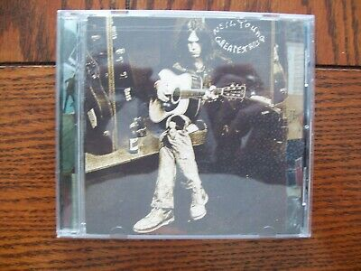 Neil Young Greatest Hits 2004 Cd Reprise 48935 16 Songs