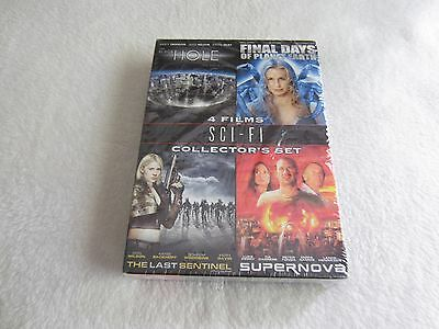 Sci-Fi Collectors Set (DVD, 2009, 2-Disc Set) - FACTORY SEALED