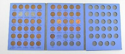 Complete 1941-58 Lincoln Wheat Cent Set - Includes 1943 Steel Cents! *017