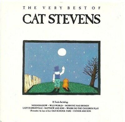 Cat Stevens: The Very Best Of – 18 Track Cd, Greatest Hits