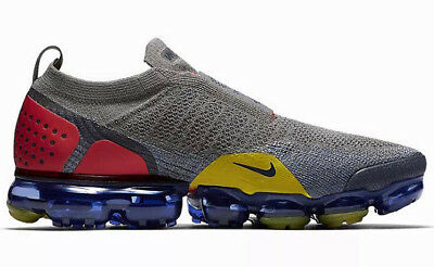 Nike Air Vapormax Flyknit Moc 2 Rare Color Size 8 Brand New (Ah7006-004)