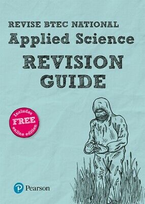 Revise Btec National Applied Science Rev