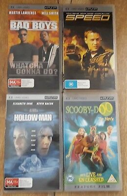 PSP UMD Movies* YOU CHOOSE ONE FROM THE TITLES LISTED*Hollow Man*Blade*Bad Boys*