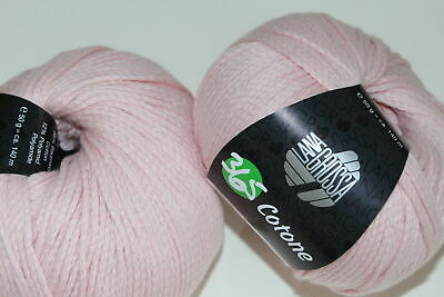 Wolle Kreativ! Lana Grossa - 365 Cotone - Fb. 5 rosa 500 g